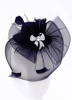 Fashion/Special Alloy/Feather/Wool Fascinators