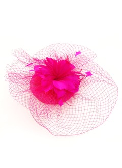 Glamourous Feather/Cambric Fascinators