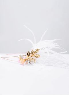 Beautiful/Lovely/Fashion/Charming Feather Hair Jewelry