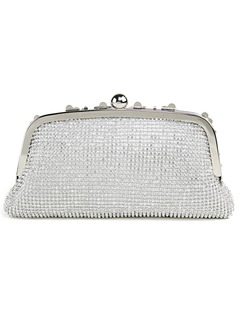 Shining Rhinestone With Rhinestone Clutches