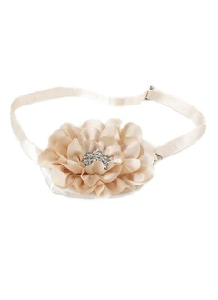 Fashional Silk With Flower Wristlets
