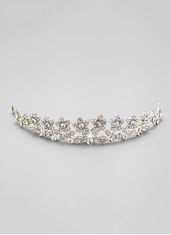 Gorgeous/Brillante Strass/Lega Diademi