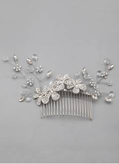 Beautiful/Shining/Charming Rhinestone/Alloy Combs & Barrettes