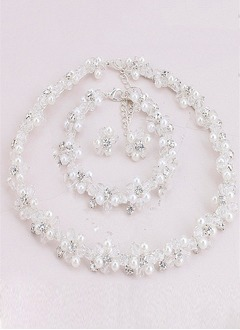 Beautiful/Lovely/Fashion/Special/Nice/Pretty/Charming Rhinestone/Imitation Pearls Headpiece