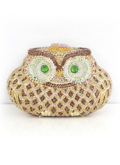 Unique Crystal/ Rhinestone Clutches/Cross-Body Bags/Shoulder Bags