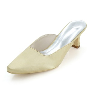 Women's Silk Like Satin Others Pumps