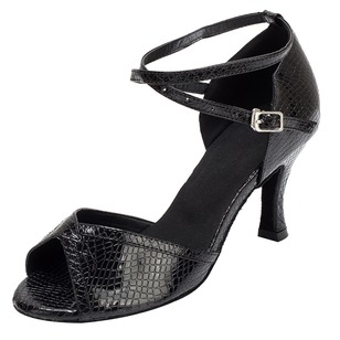 Women's Heels Modern With Ankle Strap Dance Shoes (0535119581)