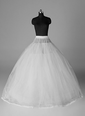 Women Nylon/Tulle Netting Floor-length 6 Tiers Petticoats (03705028722)
